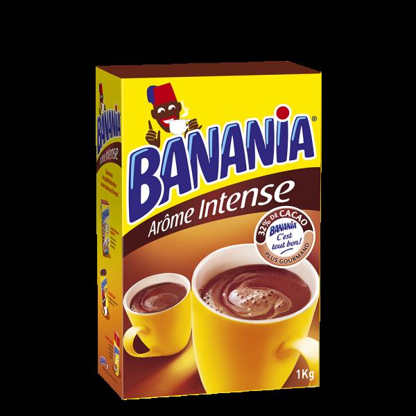 Banania arôme intense